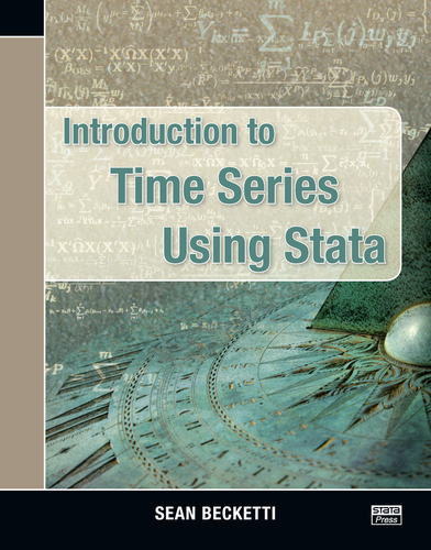 Introduction to Time Series Using Stata - eBook