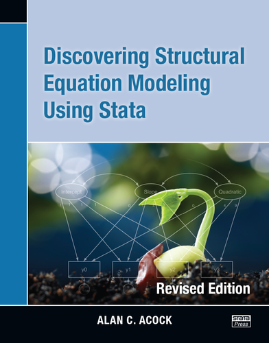 Discovering Structural Equation Modeling Using Stata, Revised Edition - eBook