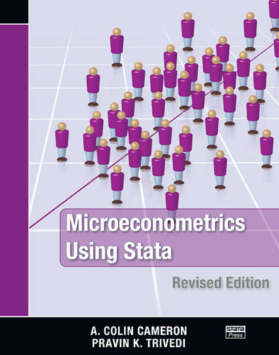 Microeconometrics Using Stata, Revised Edition - eBook