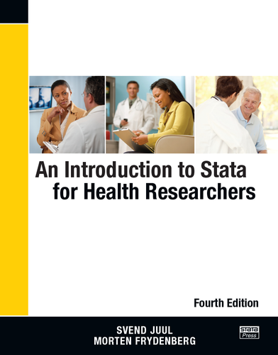 An Introduction to Stata for Health Researchers, Fourth Edition - eBook