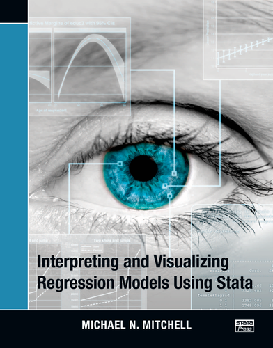 Interpreting and Visualizing Regression Models Using Stata - eBook