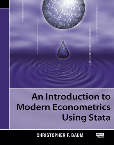 An Introduction to Modern Econometrics Using Stata - eBook