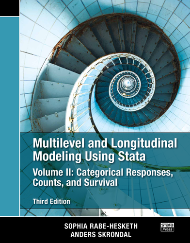 Multilevel and Longitudinal Modeling Using Stata, Volume II, Third Edition - eBook