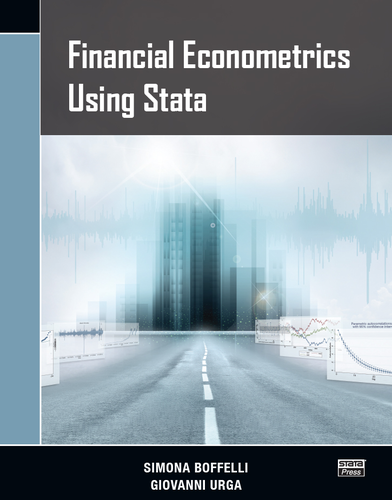 Financial Econometrics Using Stata - eBook