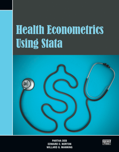 Health Econometrics Using Stata - eBook