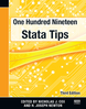 One Hundred Nineteen Stata Tips, Third Edition